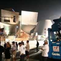 24 Season 6 Bus Explosion Behind the Scenes Set Pictures