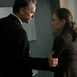 Bill Buchanan and Michelle Dessler (Reiko Aylesworth)