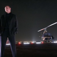 Habib Marwan at helicopter 24 Season 4 finale