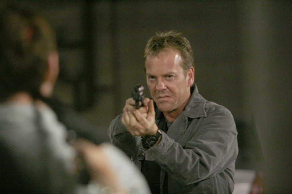 Jack Bauer rescues Tony Almeida in 24 Season 4 finale