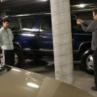 Mandy takes Tony Almeida hostage by Jack Bauer 24 Season 4 finale