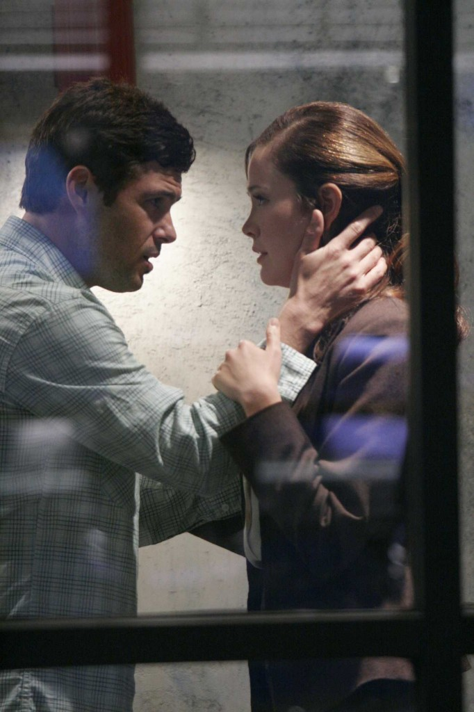 Tony Almeida and Michelle Dessler 24 Season 4 finale