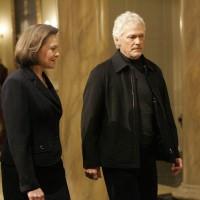 Allison Taylor and Bill Buchanan in 24 Season 7 Episode 10