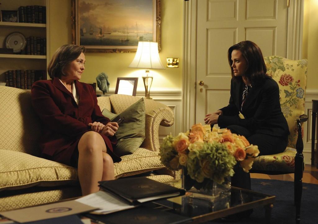 Allison Taylor and Olivia Taylor 24 Season 7 Episode 20