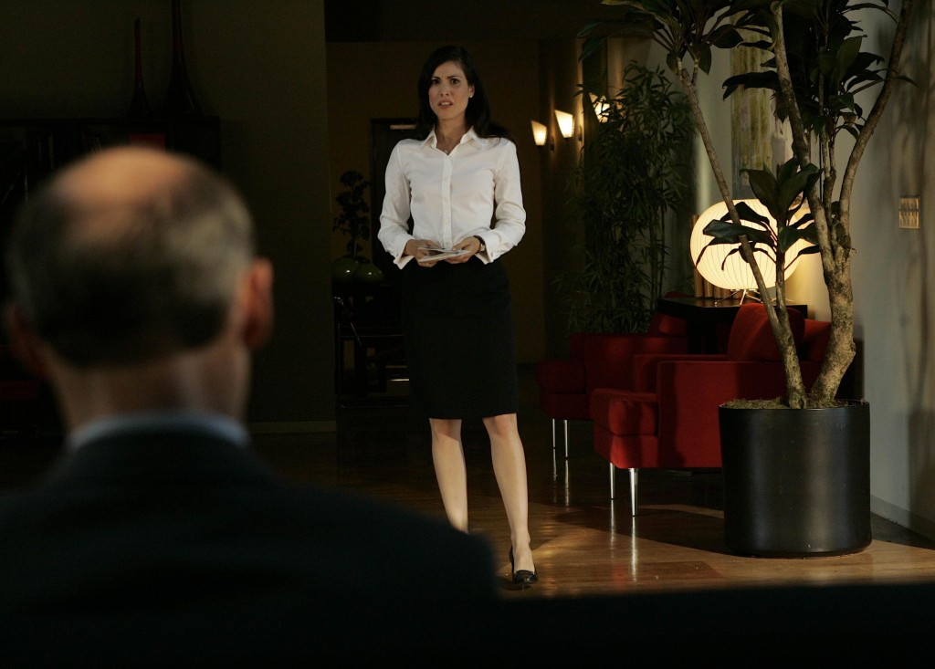 Carly Pope as Samantha Roth 24 Season 7 Episode 6