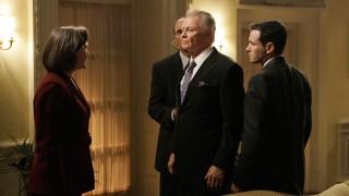 Cherry Jones and Jon Voight 24 Season 7 Episode 18