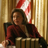 Cherry Jones as President Allison Taylor 24 Season 7 Episode 21