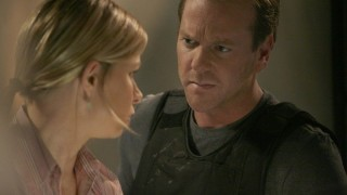 Chloe O'Brian and Jack Bauer 24 Season 4 Episode 18