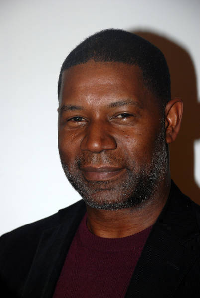 Dennis Haysbert at Gideon's War book signing in LA - 2011