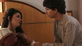 Behrooz nurses his mother Dina Araz in 24 Season 4 Episode 9