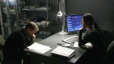 Dr Sunny Macer and Jack Bauer converse at FBI 24 Season 7 Episode 18
