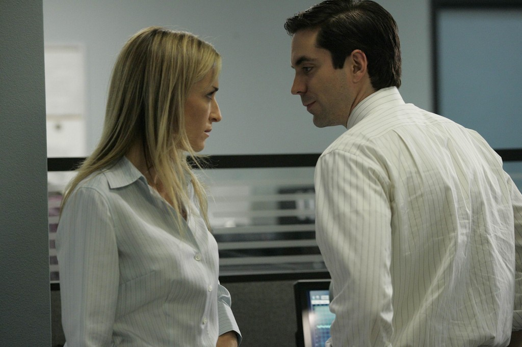 Erica and Sean Hillinger in FBI 24 Season 7 Episode 8