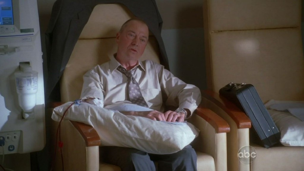 Gregory Itzin as Dick on Desperate Housewives