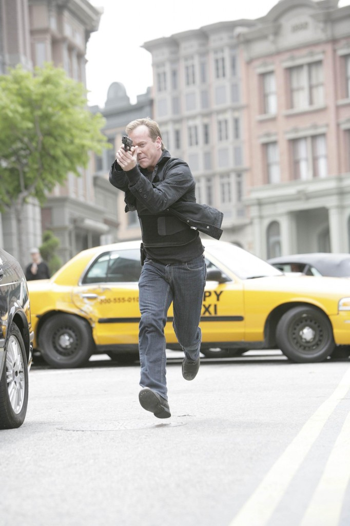 Jack Bauer in 24 Season 7 Episode 10
