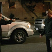 Jack Bauer confronts Tony Almeida at gunpoint 24 Season 7 Episode 19