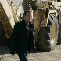 Jack Bauer at Construction Site 24 Season 7 Episode 5