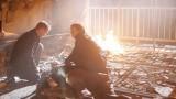 Jack Bauer and Renee building explosion 24 Season 7 episode 19