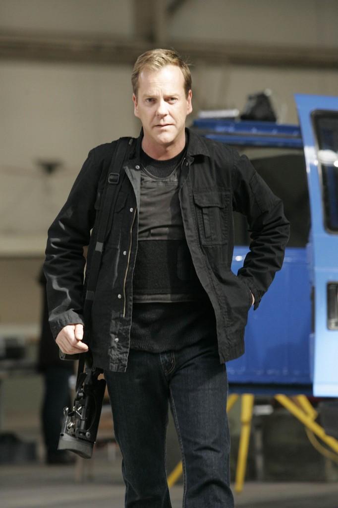 Jack Bauer sniper rifle 24 Season 7 Episode 6
