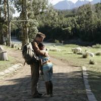 Jack Bauer and Willie hug in 24 Redemption