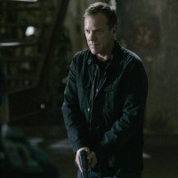 Jack Bauer with gun 24 Season 7 Episode 24