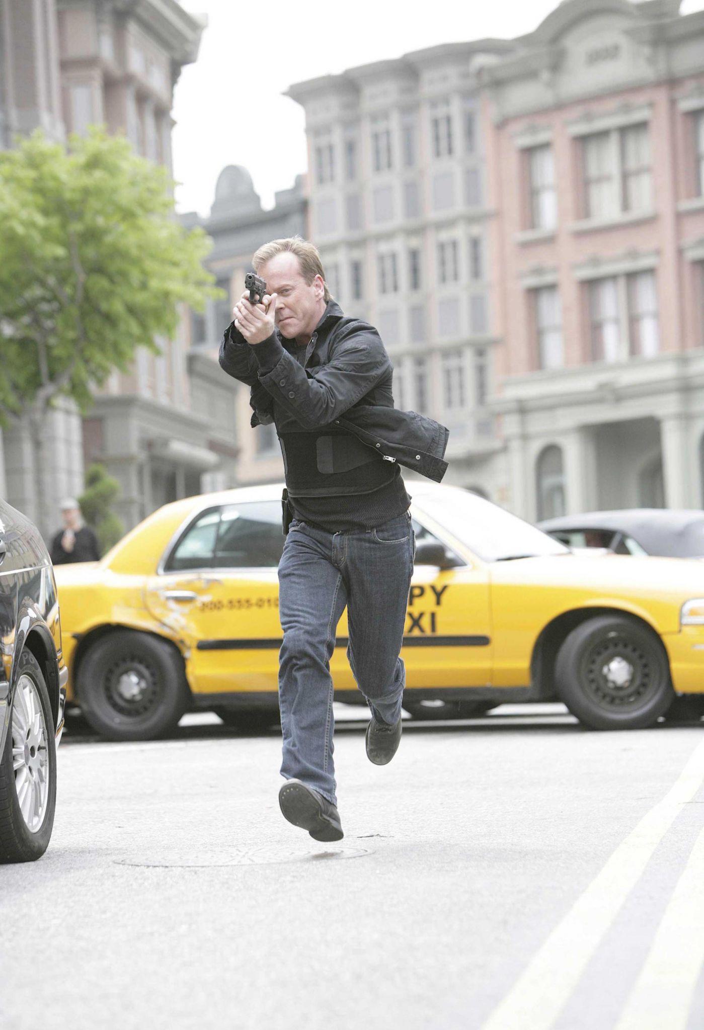 Images of Jack Bauer Bag Season 9 - #SpaceHero