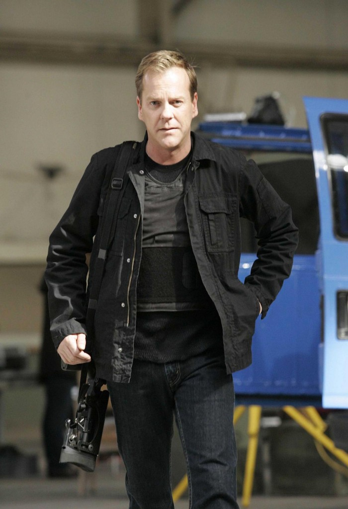 Jack Bauer 24 Season 7 episode 6