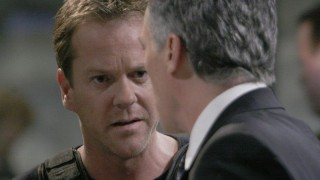 Jack Bauer and Bill Buchanan 24 Season 4 Episode 17