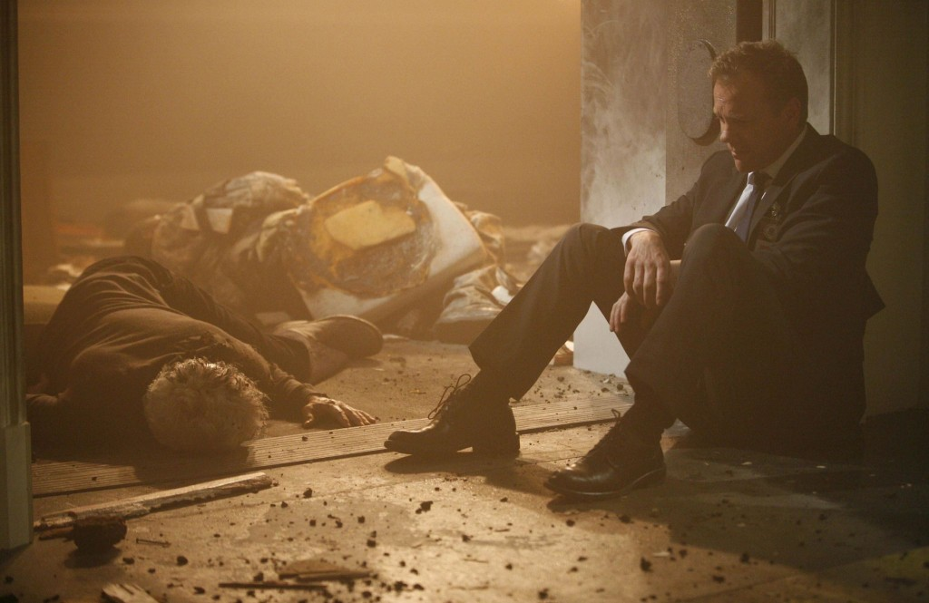 Bill Buchanan's sacrifice and Jack Bauer 24 Season 7 episode 13