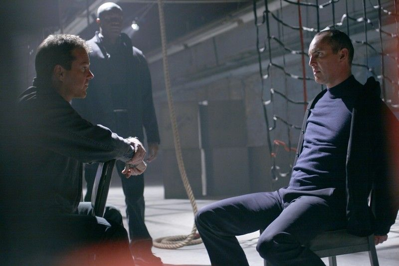 Jack Bauer and Habib Marwan 24 Season 4 Episode 22