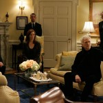 Jack Bauer Renee Walker Bill Buchanan at the White House in 24 Season 7 Episode 8