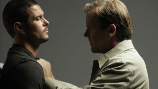 Tony Almeida grabbed by Jack Bauer 24 Season 7 Episode 3