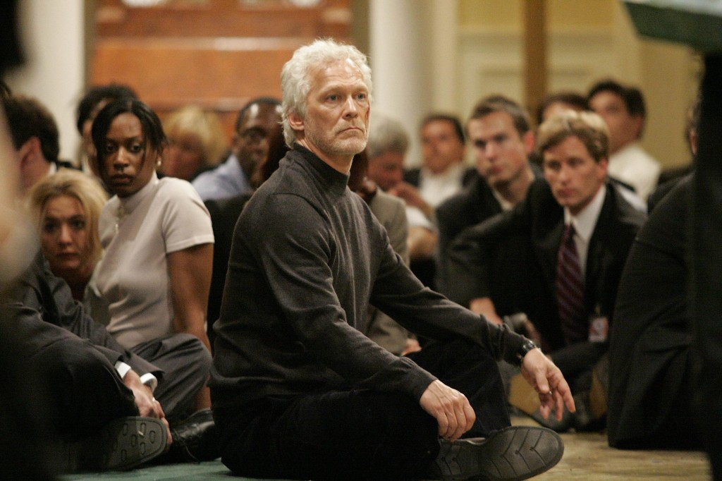Bill Buchanan (James Morrison) taken hostage at White House 24 Season 7