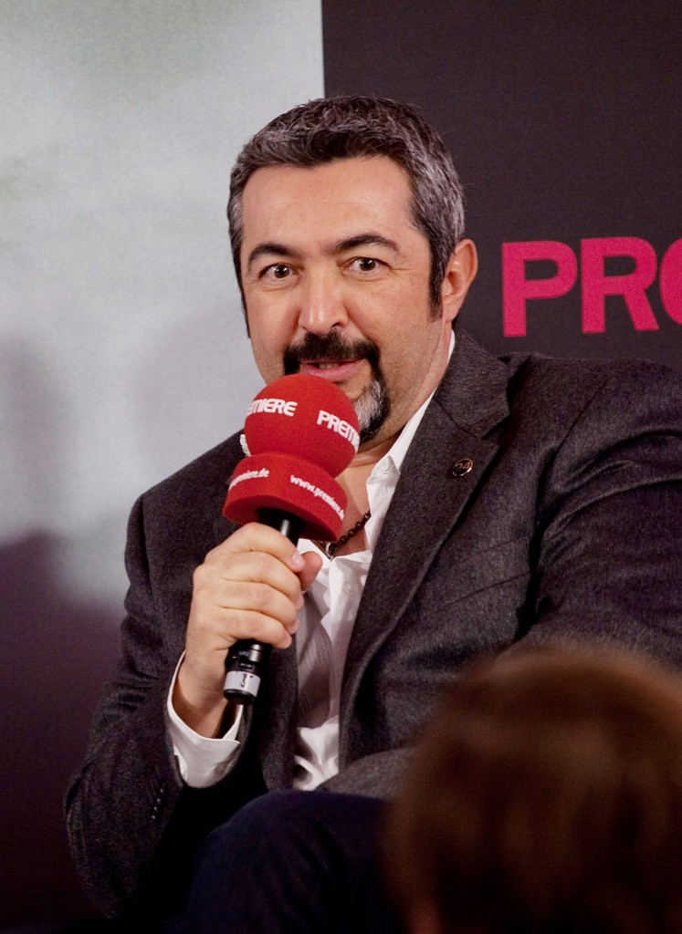Jon Cassar at 24 Press Conference in Munich, Germany