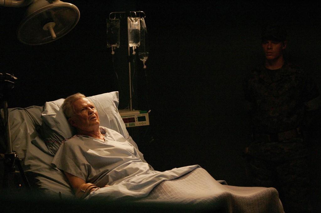Jon Voight as Jonas Hodges 24 Season 7 Episode 20