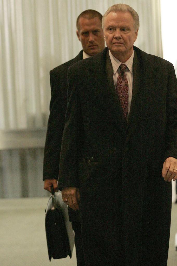 Jon Voight as Jonas Hodges in 24 Redemption