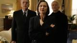 Ethan Kanin Allison Taylor and Bill Buchanan in White House 24 Season 7 Episode 8