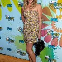Katee Sackhoff at FOX All-Star Party Summer 2009