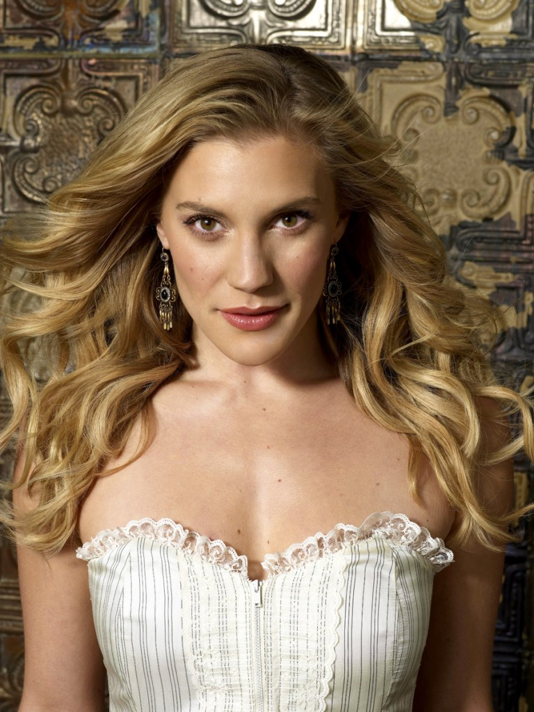 Katee Sackhoff So FOX Winter Campaign 2009 Photoshoot