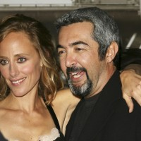Jon Cassar and Kim Raver at 24 Season 5 DVD Launch Party