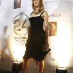 Kim Raver at 24 Season 5 DVD Launch Party