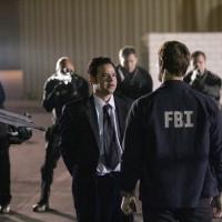 Larry Moss and Greg Seaton at Starkwood compound 24 Season 7 Episode 17