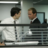 Sean Hillinger and Larry Moss at FBI 24 Season 7 Episode 6