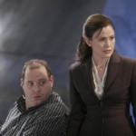 Michelle Dessler and Edgar Stiles 24 Season 4 Episode 11