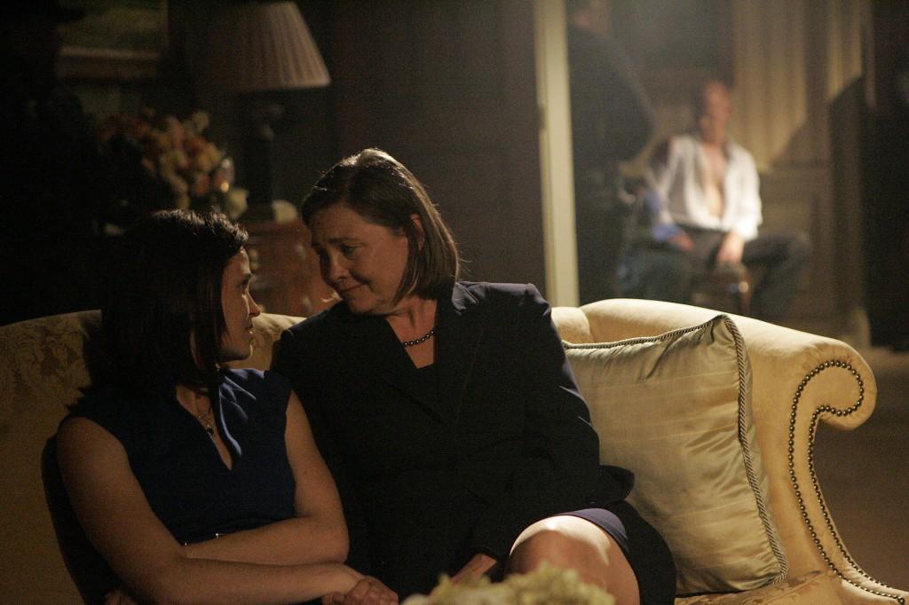 Olivia Taylor and Allison Taylor 24 Season 7 episode 13