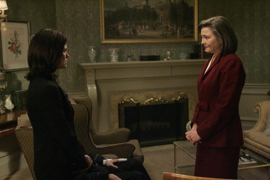 Allison Taylor and Olivia Taylor 24 Season 7 Finale