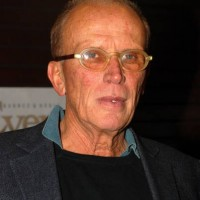 Peter Weller at Gideon's War book signing event