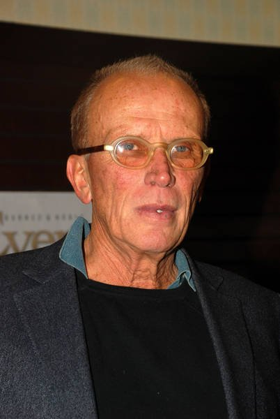 Peter Weller Peter Weller at Gideon s War