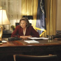 Cherry Jones as President Allison Taylor 24 Season 7 Episode 20