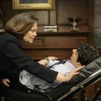 President Allison Taylor talks to Ryan Burnett 24 Season 7 Episode 11