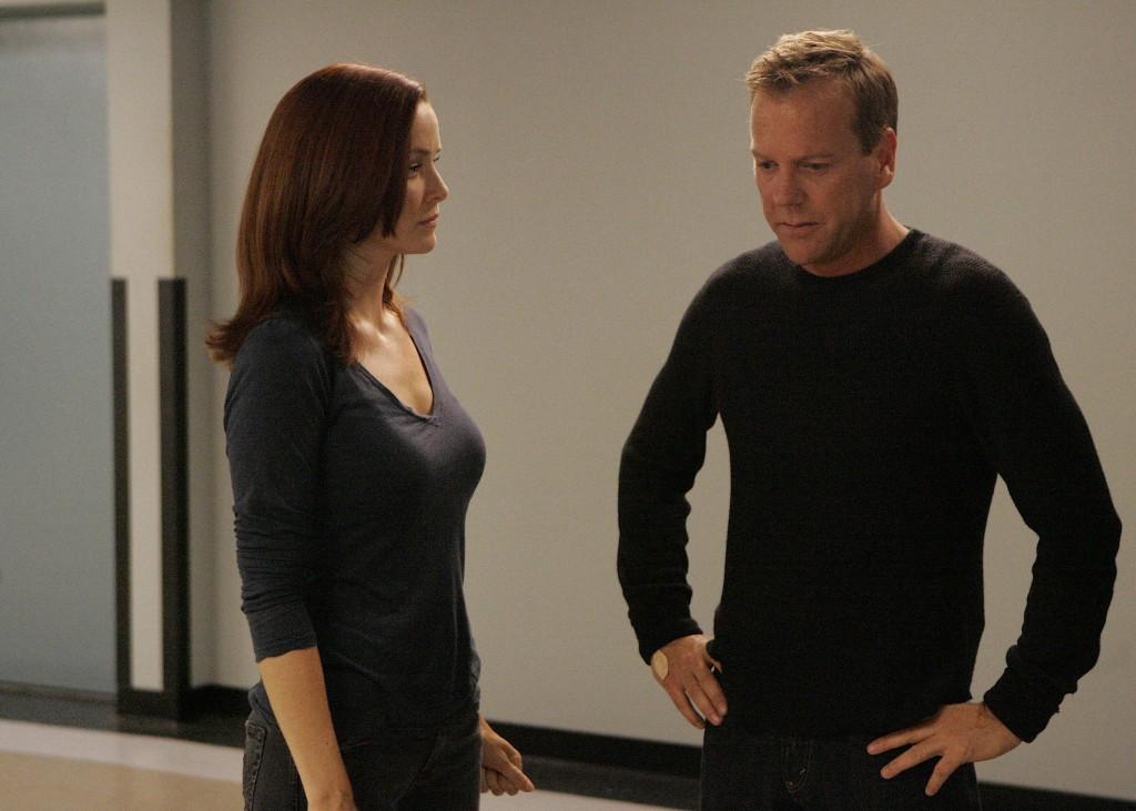 Renee and Jack talk 24 Season 7 Episode 18